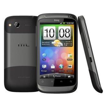 HTC Desire S - Noir - Débloqué