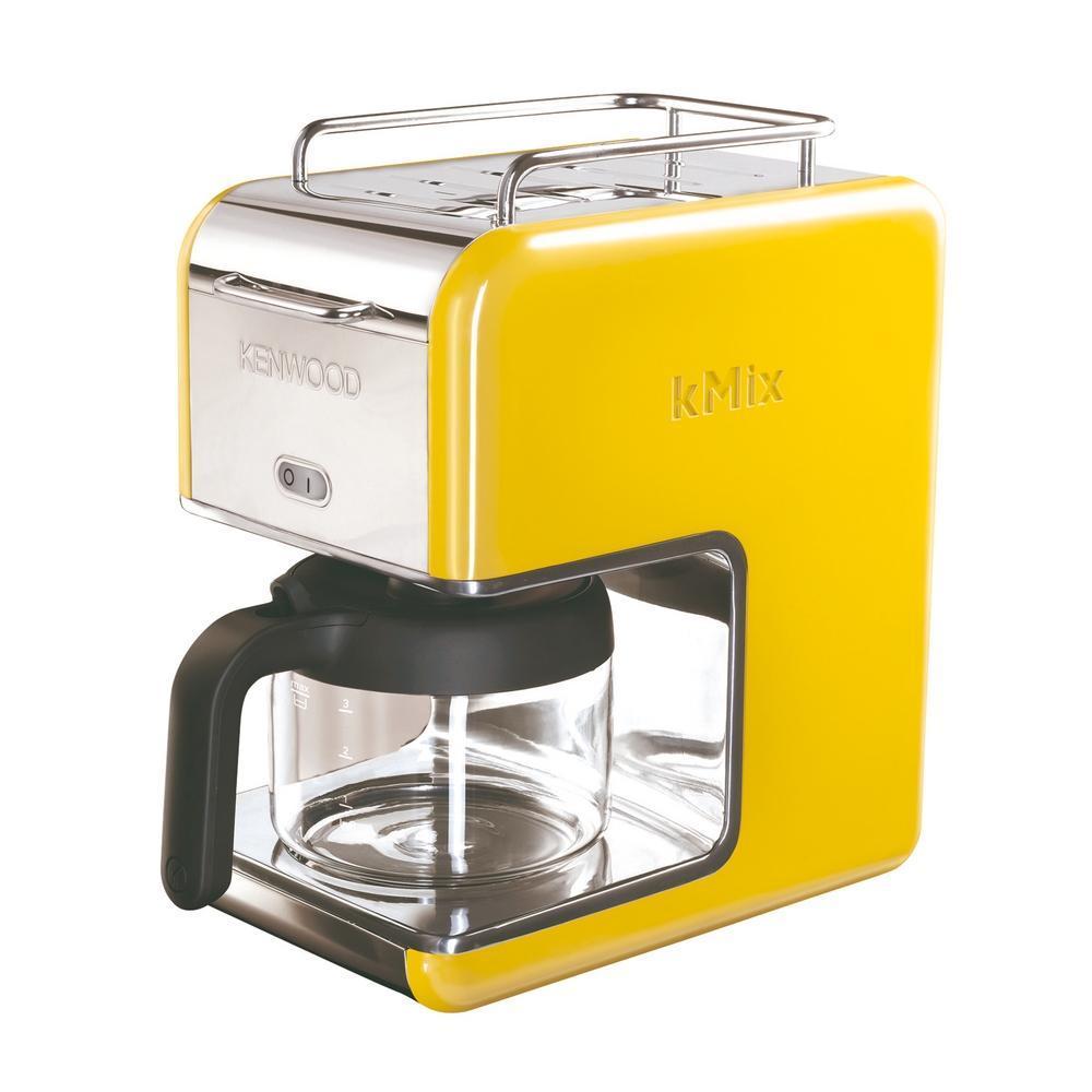 Kenwood - Cafetière filtre - Kmix CM028 - 6 Tasses