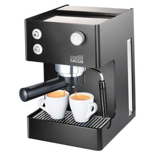 Gaggia - RI8151/60 - Espresso Cubika Plus machine à café