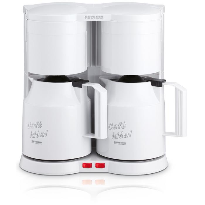 Severin - KA 5825 - Cafetière isotherme duo - 1200 W