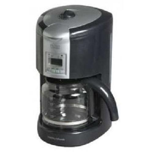 Morphy Richards 47049 - Cafetière à Filtre - 10 tasses