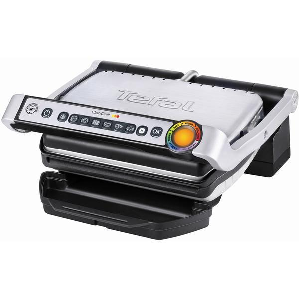 Tefal - GC701D40 - Opti grill avec 6 programmes automatiques