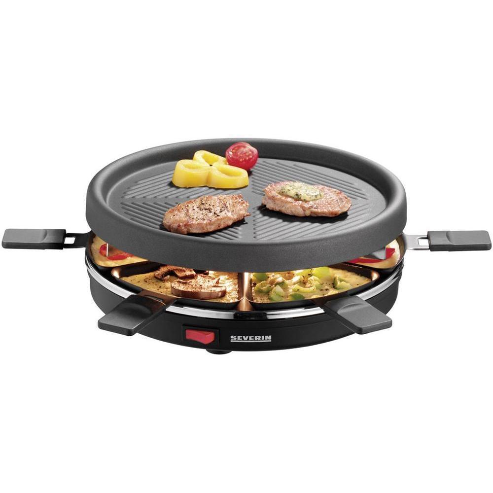 Severin - RG2671 - Machine à raclette grill
