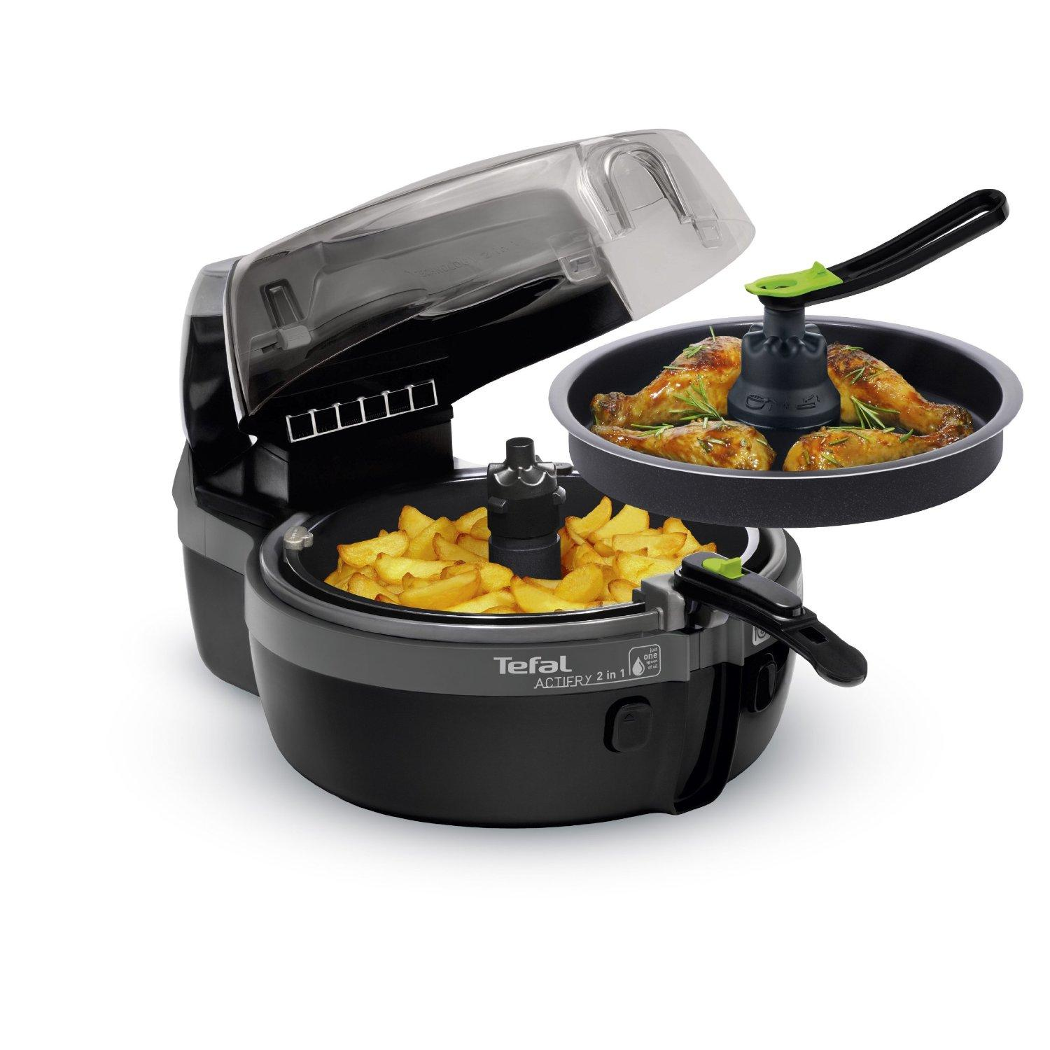 Tefal - YV9601 - Friteuse actifry family 6 personnes