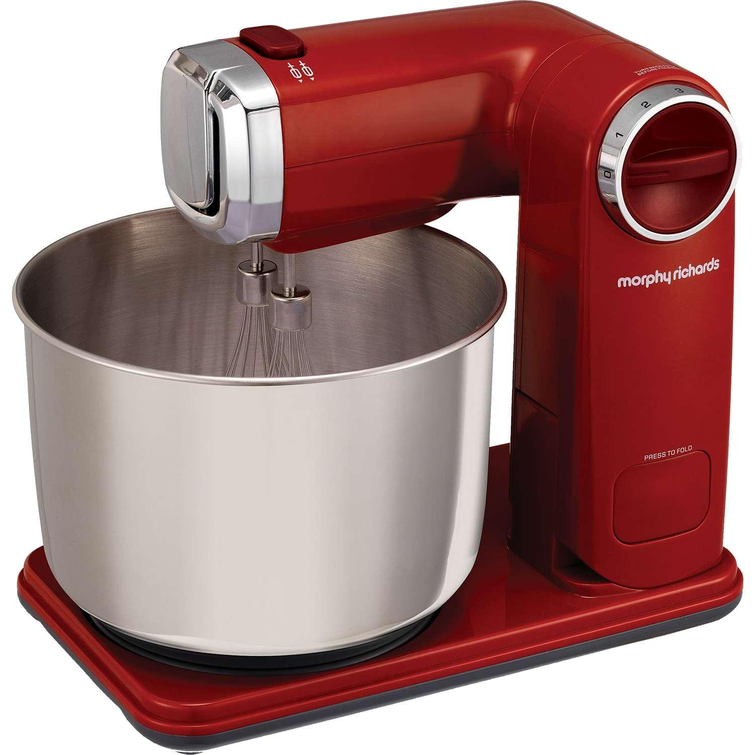 Morphy richards - MR48993 - Mixeur 6 vitesses ultra rapide