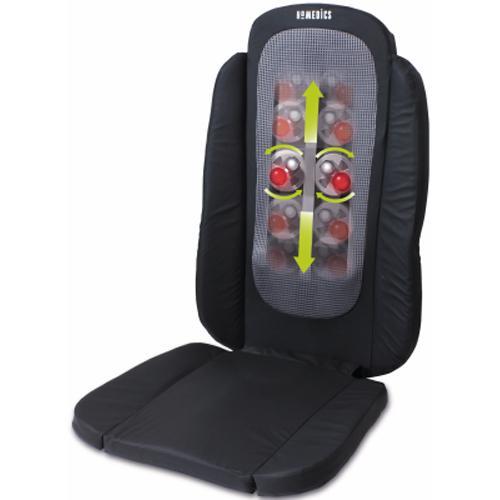 Homedics - SFM-209H-2EU - Siège massage shiatsu 4 programmes