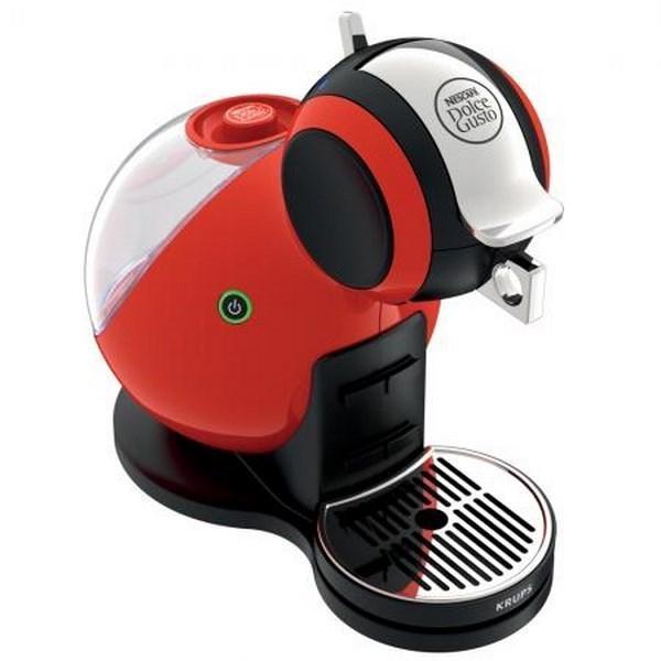 Nescafé Dolce Gusto - Cafetière Krups Melody 3 - KP2205 / YY1651FD - Rouge