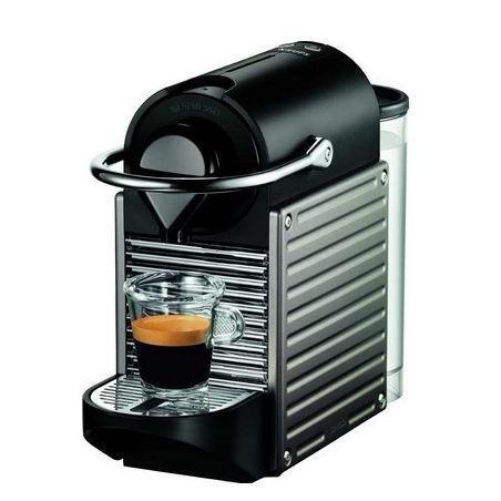 Krups - Nespresso pixie - XN3005 - YY1201FD - 19 bars - couleur titane
