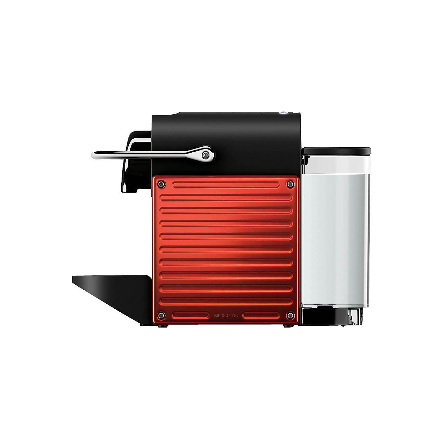 KRUPS Nespresso YY1202FD Pixie Rouge 19 Bars