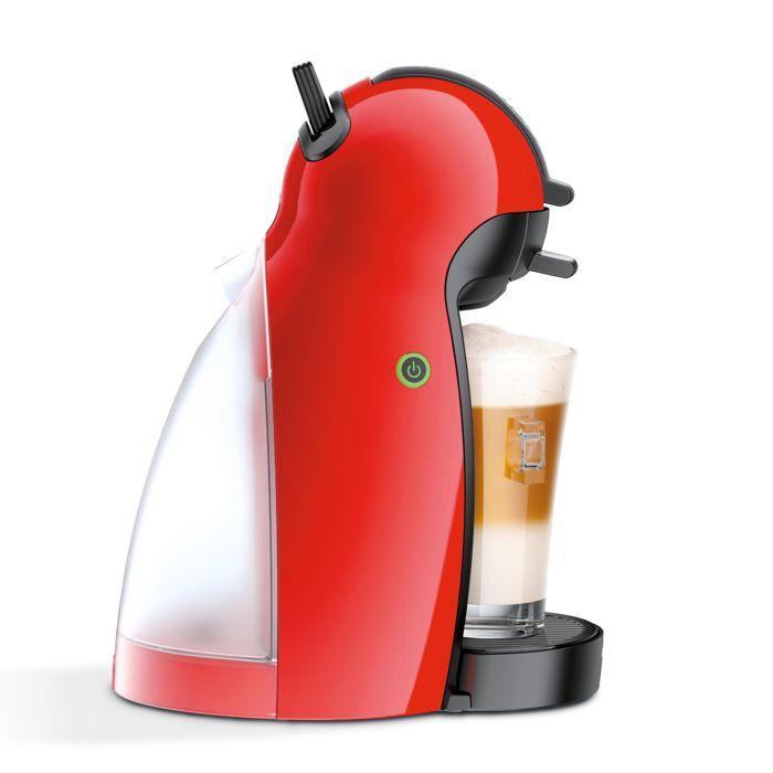 Nescafé Dolce Gusto Piccolo Krups - YY1051FD - Rouge