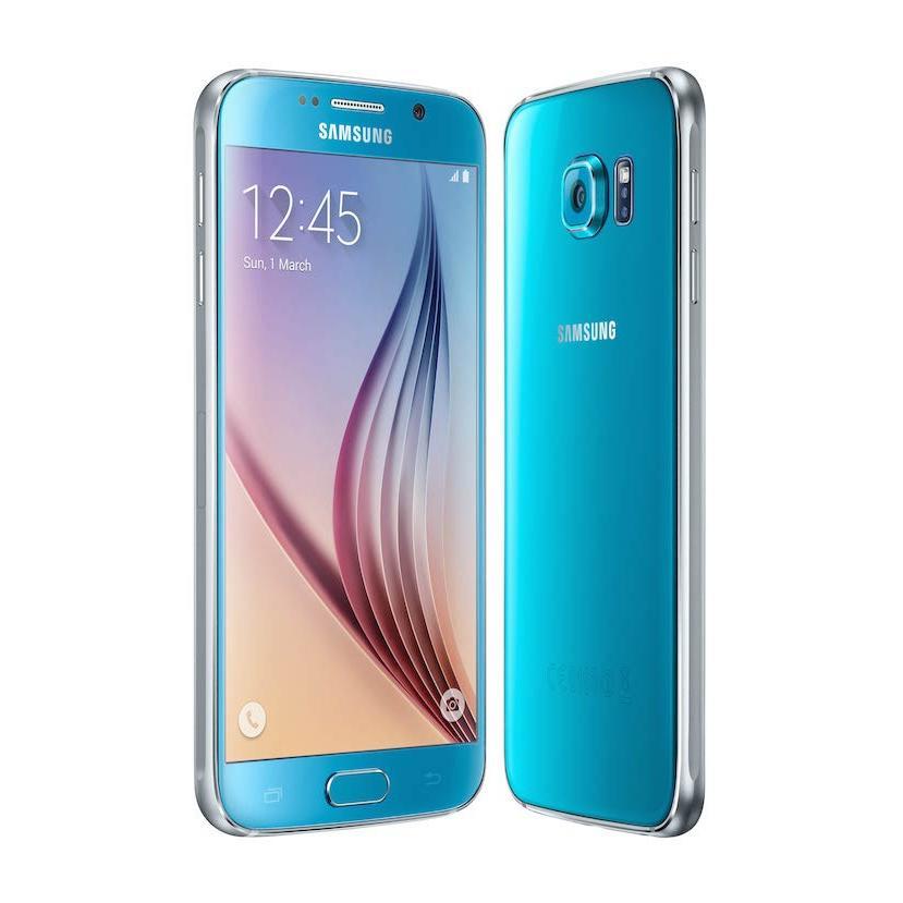 Galaxy S6 64 Go - Bleu - Débloqué