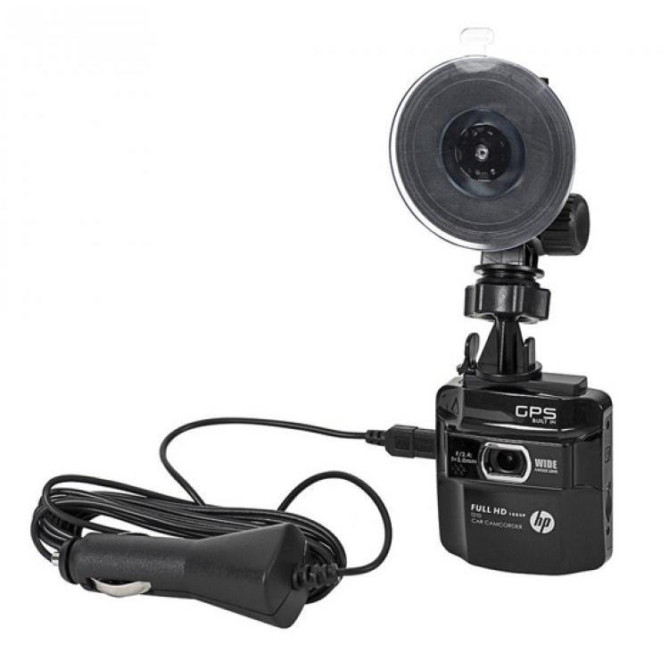 HP Caméra Voiture F210