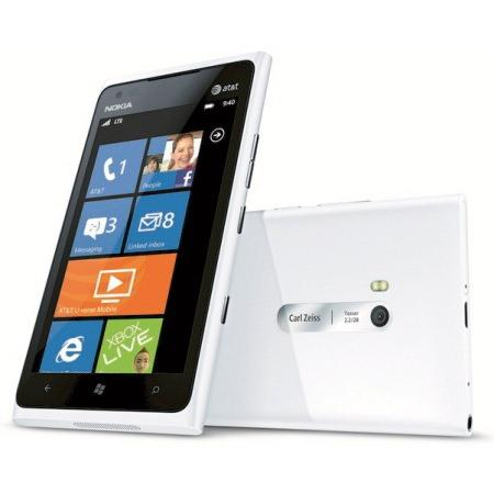 Nokia Lumia 900 - Blanc - Débloqué