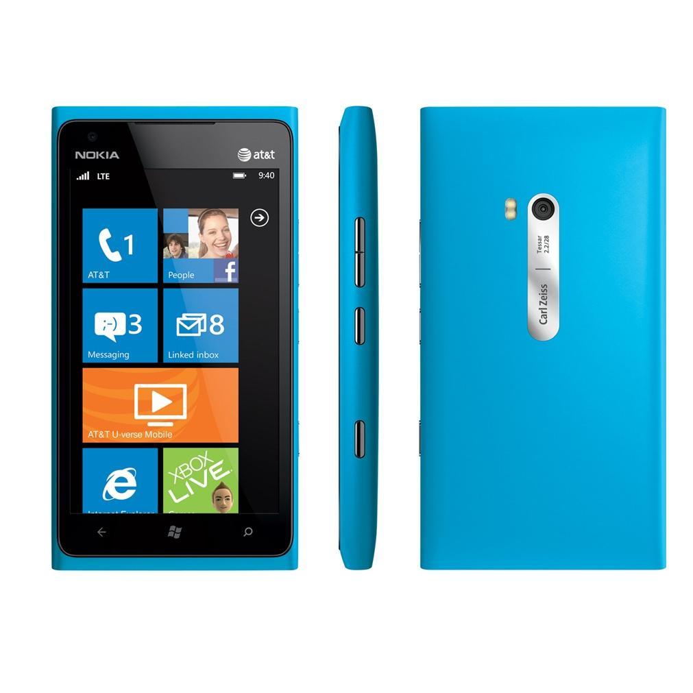 Nokia Lumia 800 - Bleu - Débloqué
