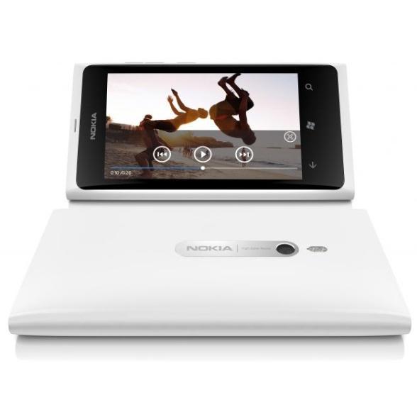 Nokia Lumia 800 - Blanc - Débloqué