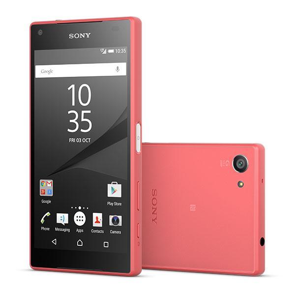 Sony Xperia Z5 Compact 32 Go - Corail - Débloqué