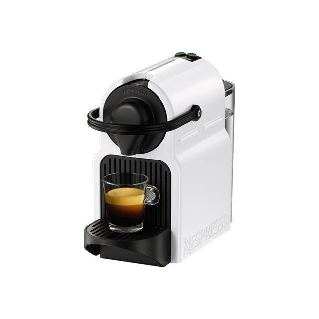 Cafetiere Krups Nespresso Inissia Xn100110 Blanche