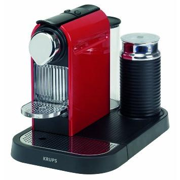 Cafetiere Krups Xn 7305 - Rouge