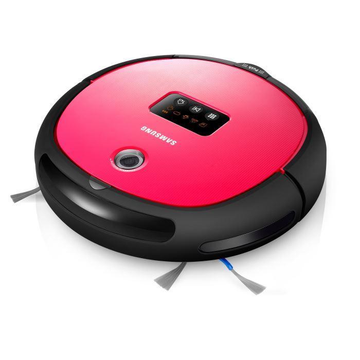 Aspirateur Robot Samsung Sr8732 Navibot Light