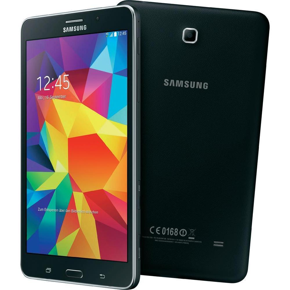 Samsung Galaxy Tab 4 7.0 4G - 8Go - Noir
