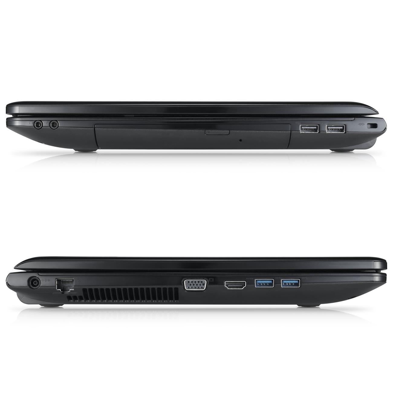 """Samsung NP350E7C-S0BFR 17,3""""  2.4GHz GHz  - HDD 1 Go - RAM 6 Go"""