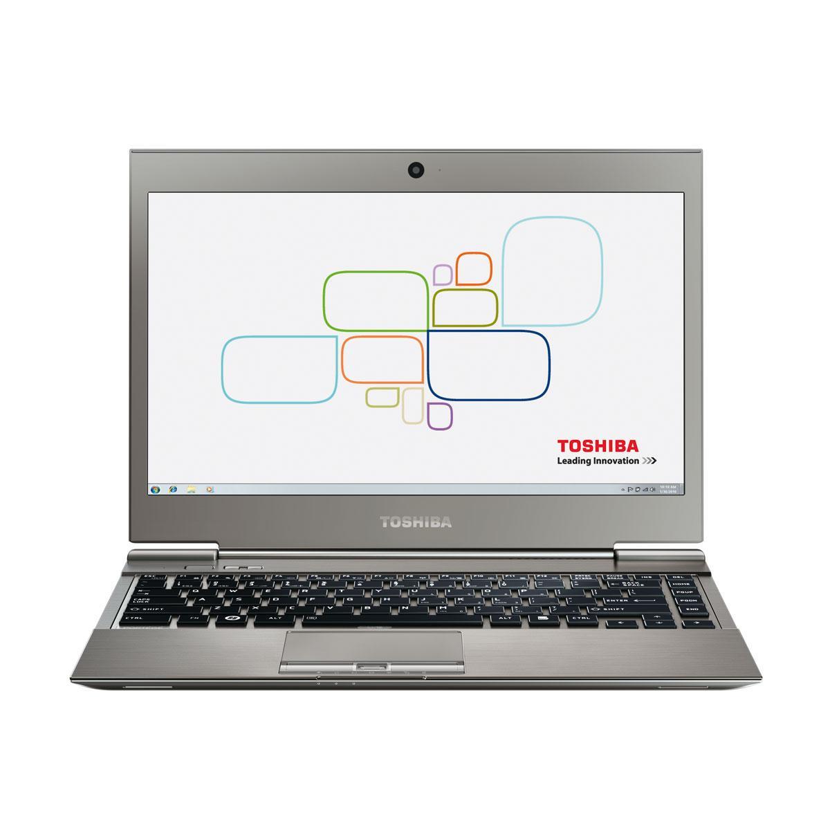 Toshiba Z930-14L -  2.1  GHz -  256 Go - RAM 8 Go Go