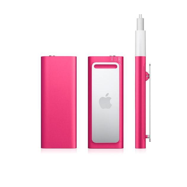 iPod Shuffle (3ème génération) 2Go Rose