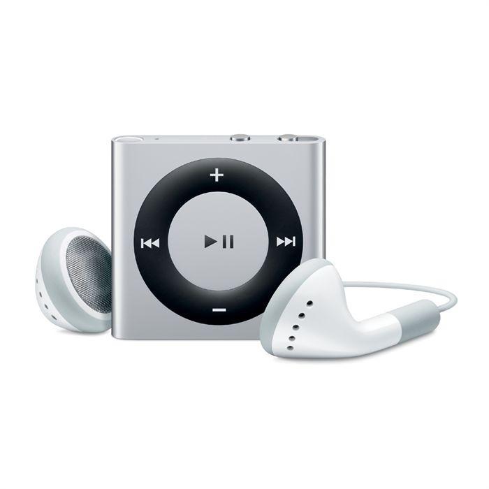iPod Shuffle 4 - 2 Go - Argent