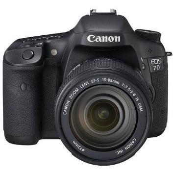 Canon EOS 7D + Objectif 18-135MM