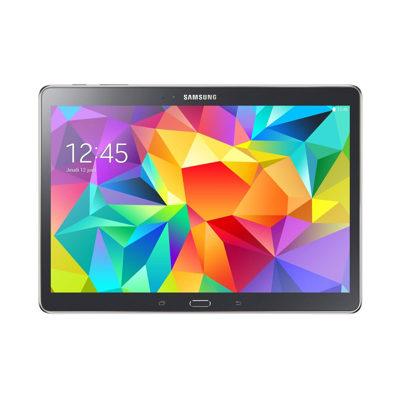 Samsung Galaxy Tab S 10.5 16 GB Gris