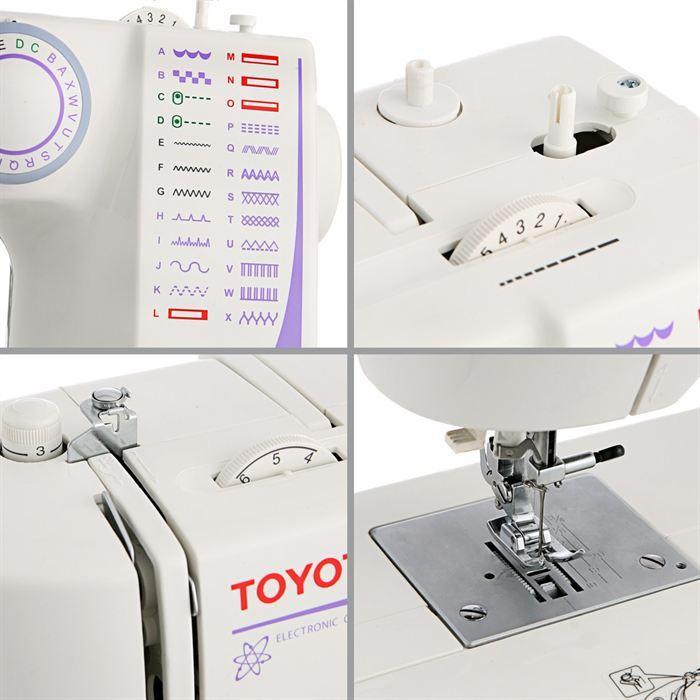Machine à coudre Toyota FSS224