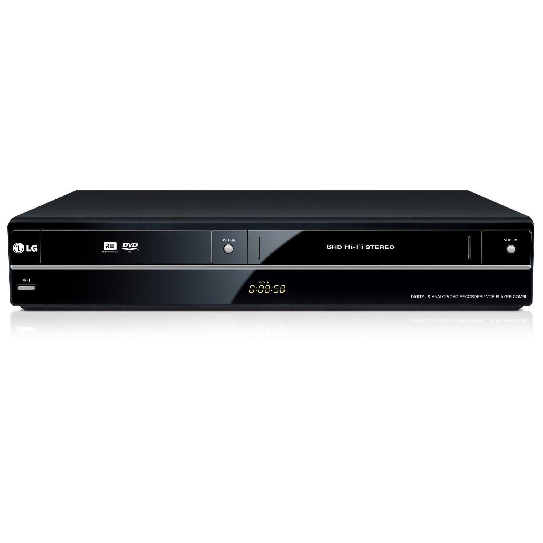 Lecteur Dvd/VHS LG RCT699H