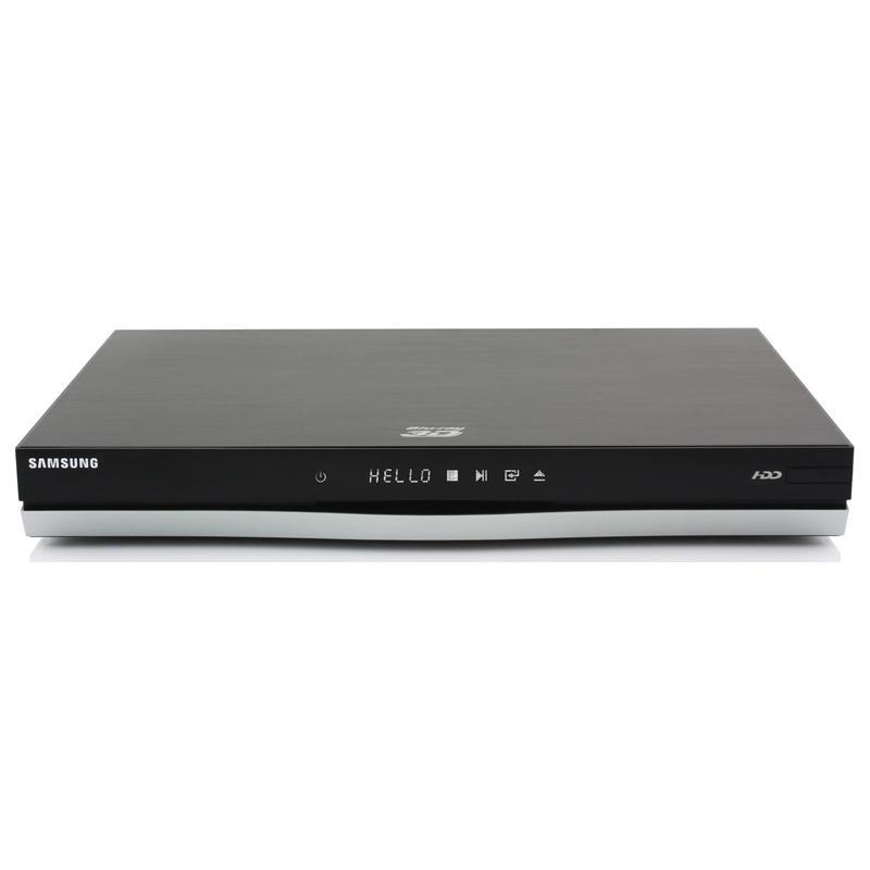 Lecteur Blu-Ray Avec Disque Dur 350Go Samsung BD-E8300