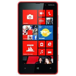 Nokia Lumia 820 8GB - Rojo - Libre