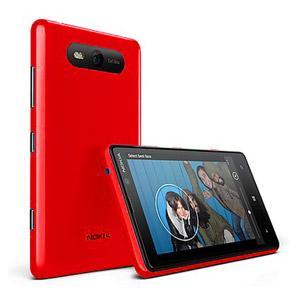 Nokia Lumia 820 - Rouge - Débloqué