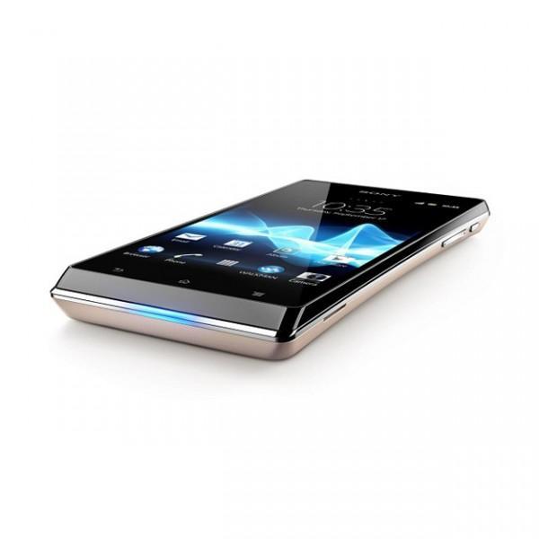 Sony Xperia J - Or - Débloqué
