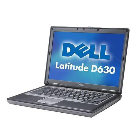 Dell D630 - CORE2DUO 2.00  GHz -  80 Go - RAM 3Go RAM Go