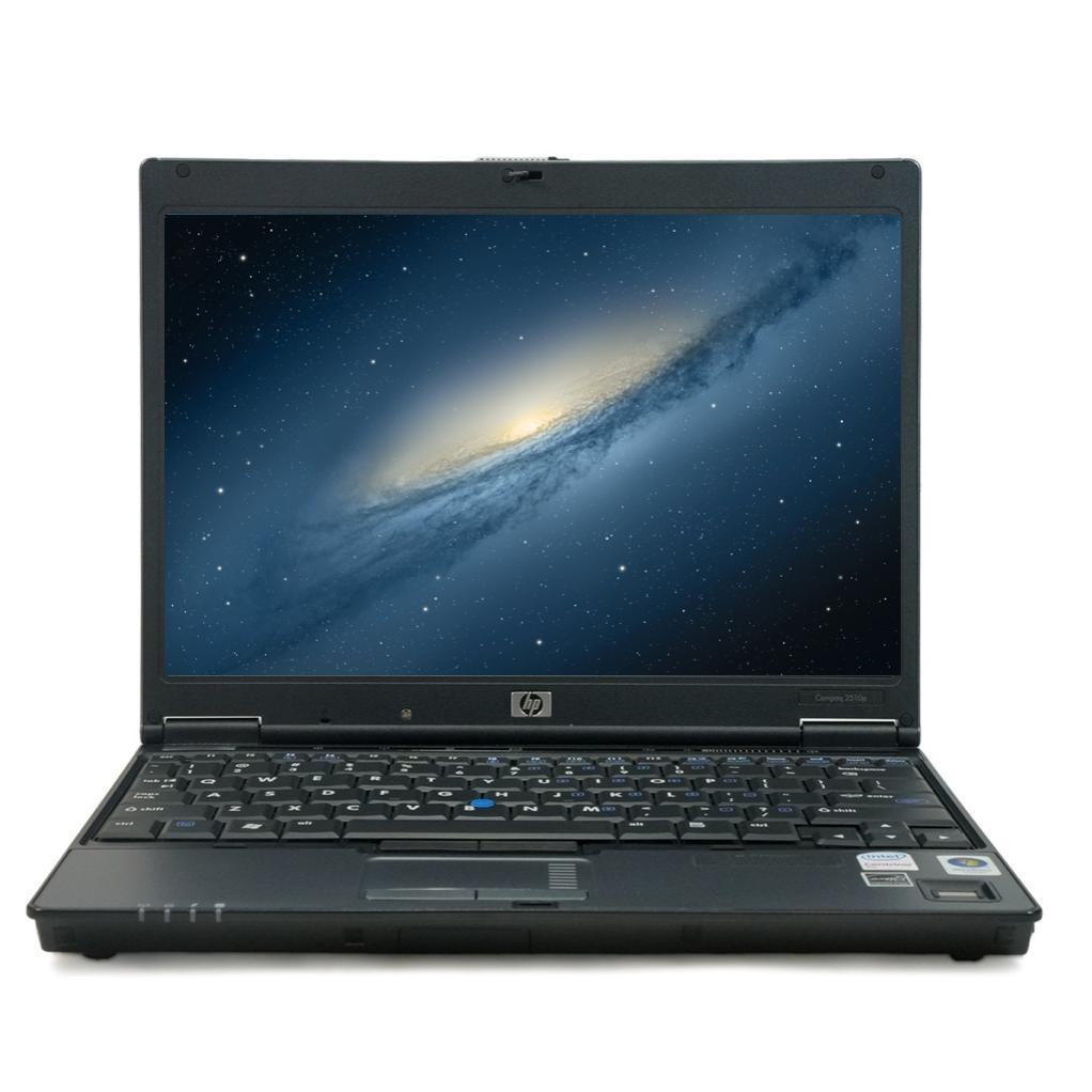 Hp Compaq 2510P - Core2Duo 1.3 GHz -  80 Go - RAM 2Go RAM Go