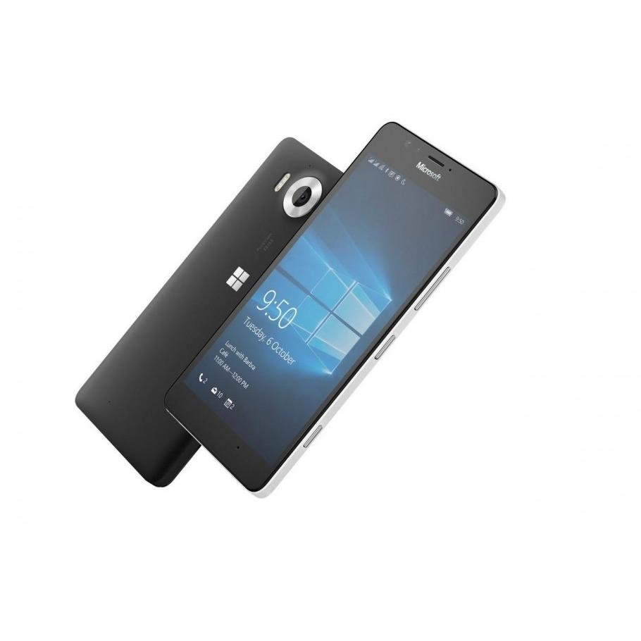 Microsoft Lumia 950 Dual SIM 32 Go - Noir - Débloqué