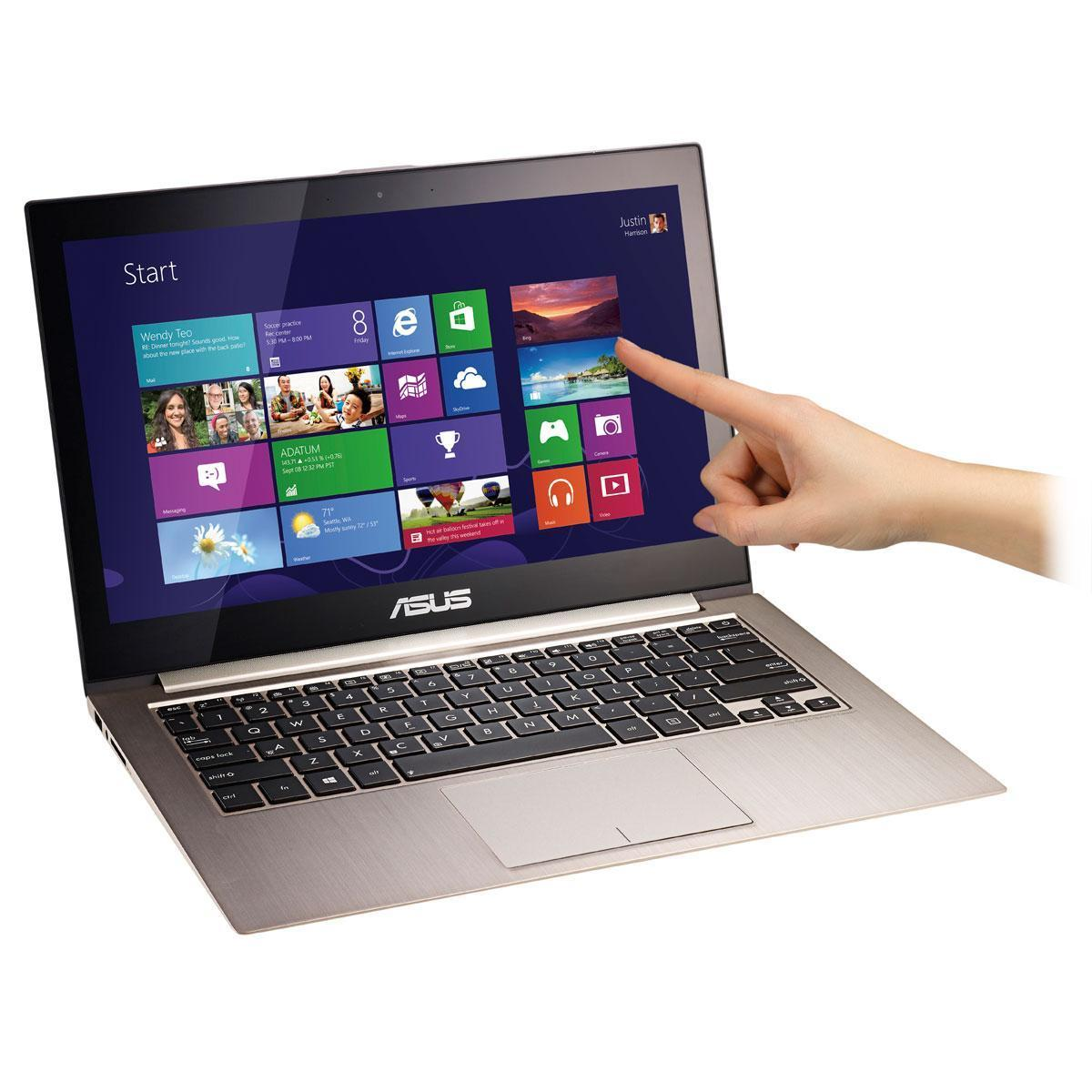 Asus UX31A-C4027H - Intel Core i7 3517U 1.9  GHz -  256 Go - RAM 4 Go Go
