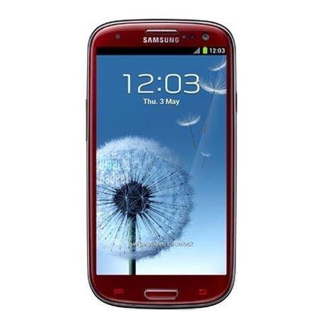 Samsung Galaxy S3 16 Go - Rouge - Débloqué
