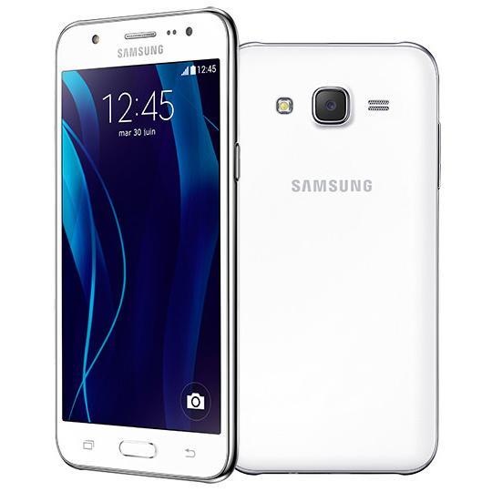 Samsung Galaxy J5 8 Gb - Blanco - Libre