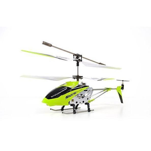 i-Hélicoptère Vert - Télécommandé pour appareils Apple et Android