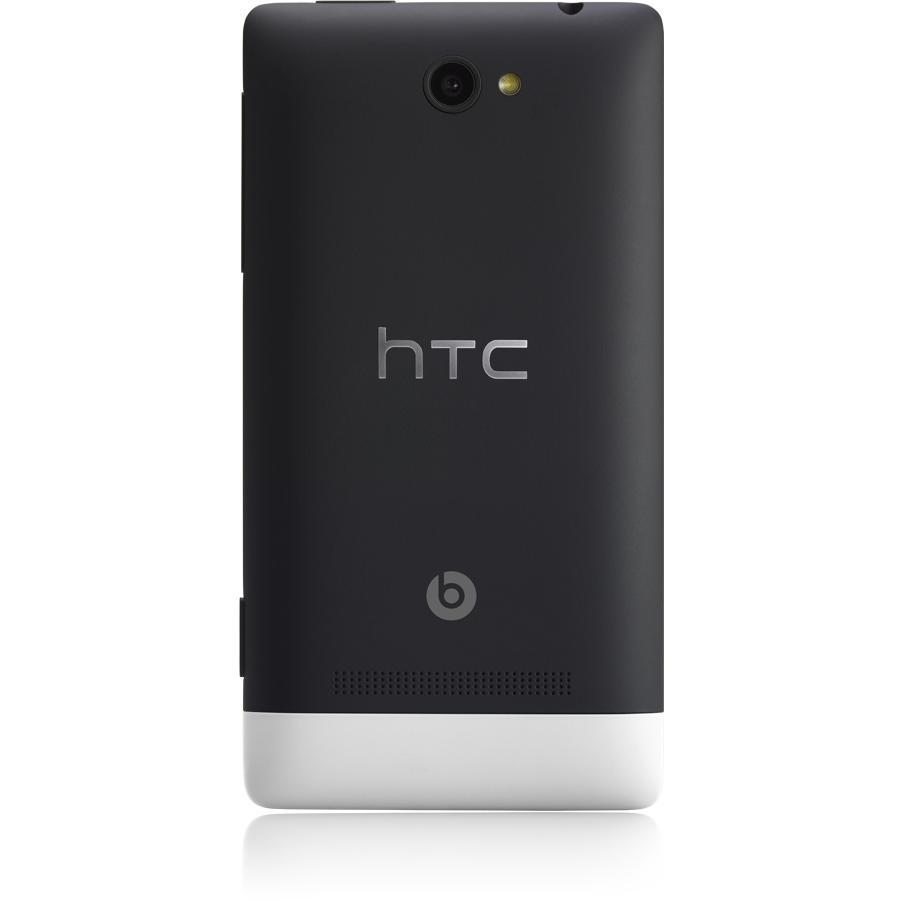 HTC Windows Phone 8S 4 Go - Noir - Débloqué