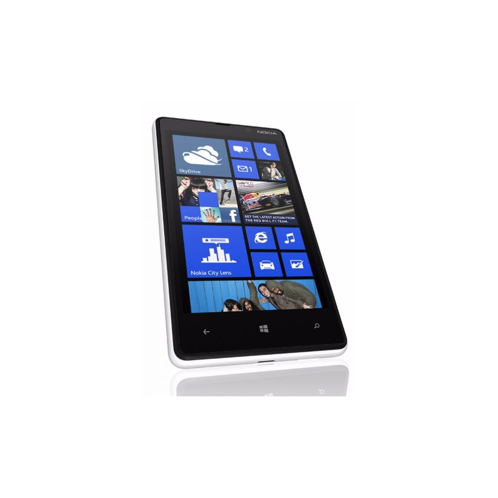 Nokia Lumia 820 - Blanc - Débloqué