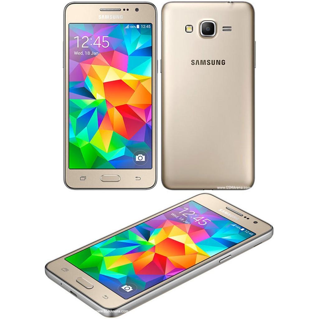 Samsung Galaxy Grand Prime 8 Go - Or - Débloqué