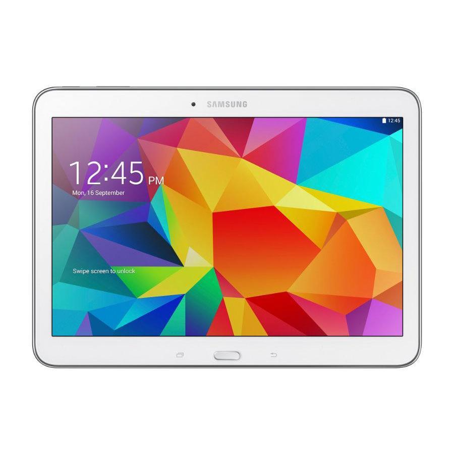 """Samsung Galaxy Tab 4 10"""" 16 Go - Blanc"""