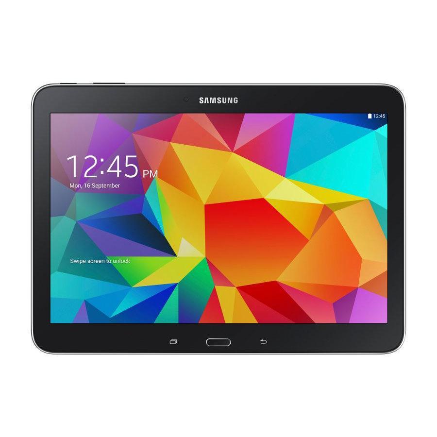 """Samsung Galaxy Tab 4 10"""" 16 Go - Noir"""