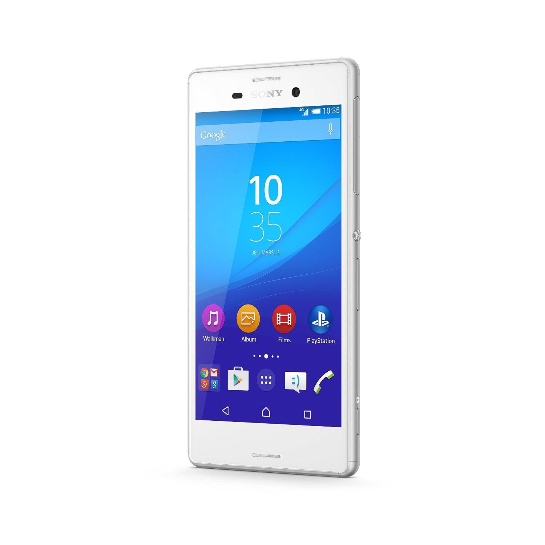 Sony Xperia M4 Aqua 16 Go - Blanc - Débloqué