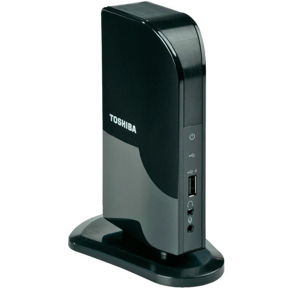 Station d'acceuil TOSHIBA Dynadock V10 USB Mini Port Replicator